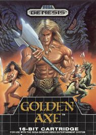 Golden Axe Review