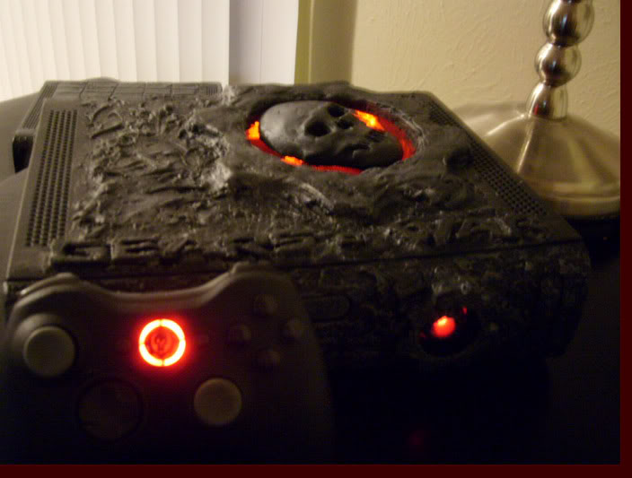 Console Mods Saturdays: Gears of War Xbox 360 Mod!   The