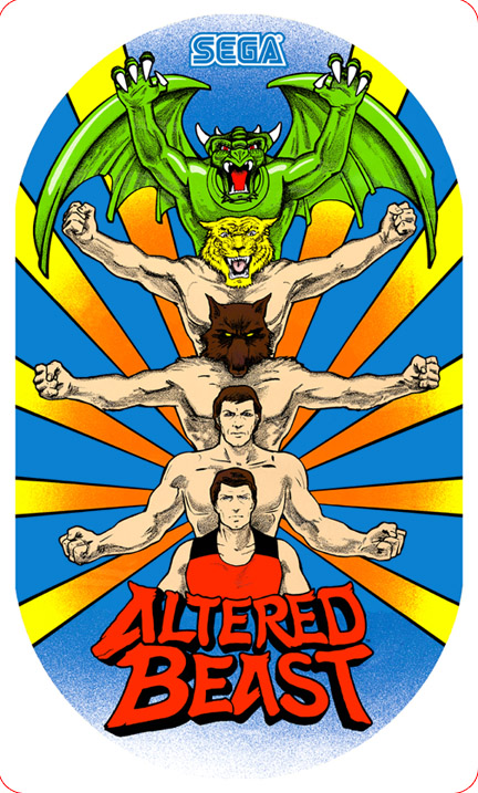 301 moved permanently for Altered beast