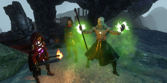 Visionary Realms Brings Back the Old School in Pantheon:Rise of the